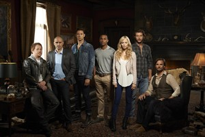 """The cast of the new television show """"Bitten,"""" is shown in a handout photo. THE CANADIAN PRESS/HO Bell Media"""