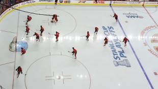 2015 Stanley Cup Playoffs - Calgary Flames