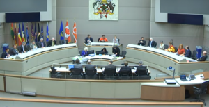"Calgary City Council replaced opening prayer with silent ""moment of contemplation"""
