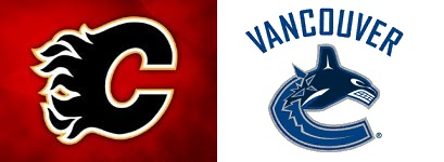 Vancouver Canucks, Calgary Flames