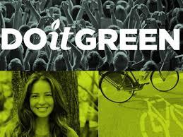 DO IT GREEN