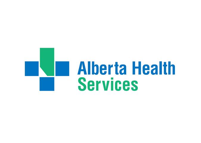 Alberta Health Services Logo Special Weather Statement