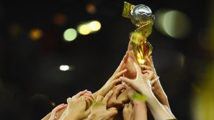 Women's World Cup Trophy / image via FIFA