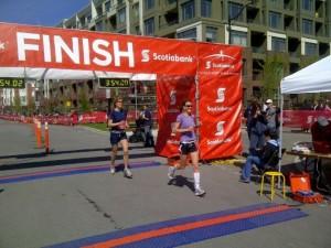 The 2012 Calgary Marathon