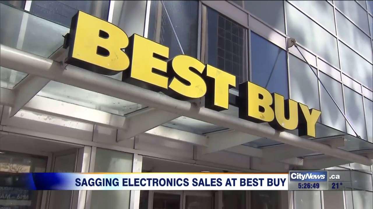 Business Report: Sales down at Best Buy, Walmart & Subway