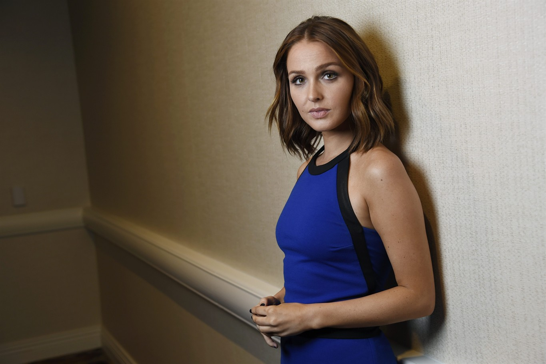 Tomb Raider Star Camilla Luddington Navigates San Diego Comic Con