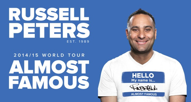 russell peters 2017