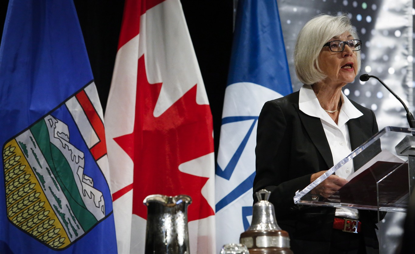 Supreme Court Chief Justice Beverley McLachlin to step down Dec. 15