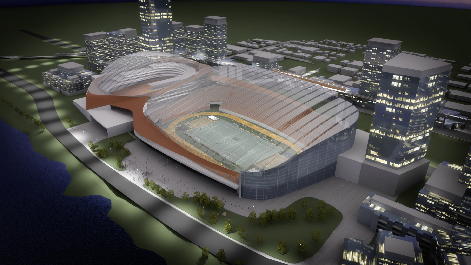 Calgarynext Plan Unveiled For New Arena Fieldhouse And Multi Use Complex 660 News