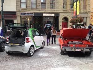 National Drive Electric Week Calgary