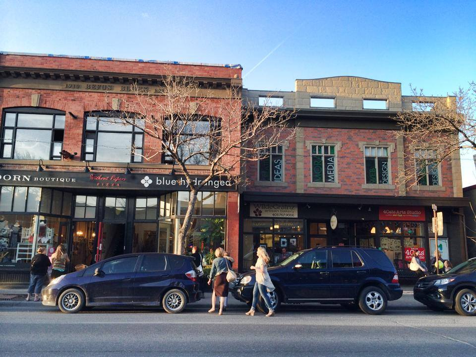 Shopping local why Calgary businesses feel it could be