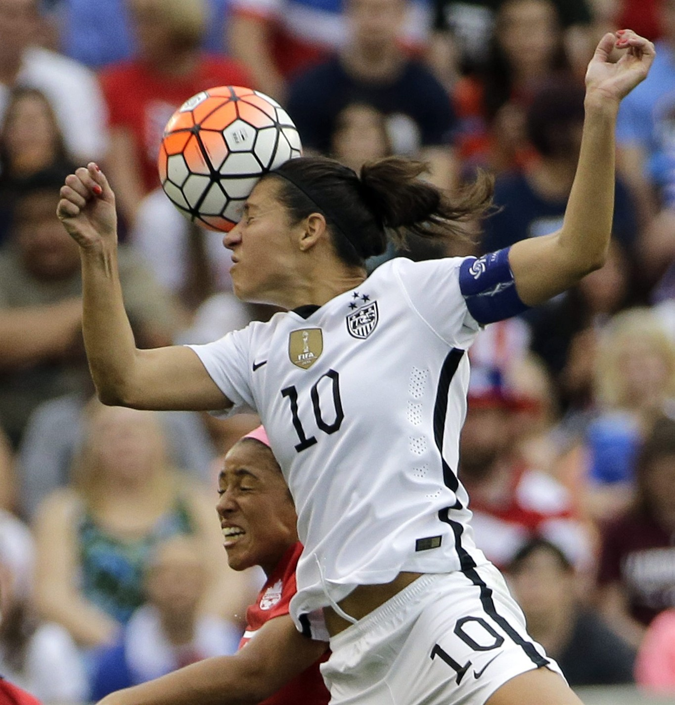 an essay on womens equality in the sport of soccer