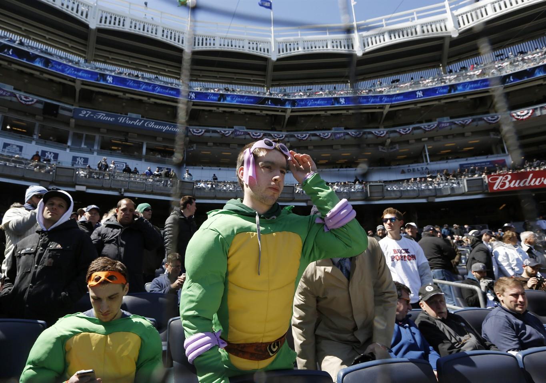 Yankee Stadium Amenities Map