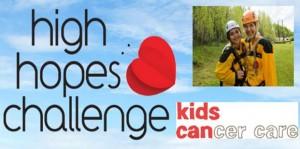 High Hopes Challenge @ Camp Kindle