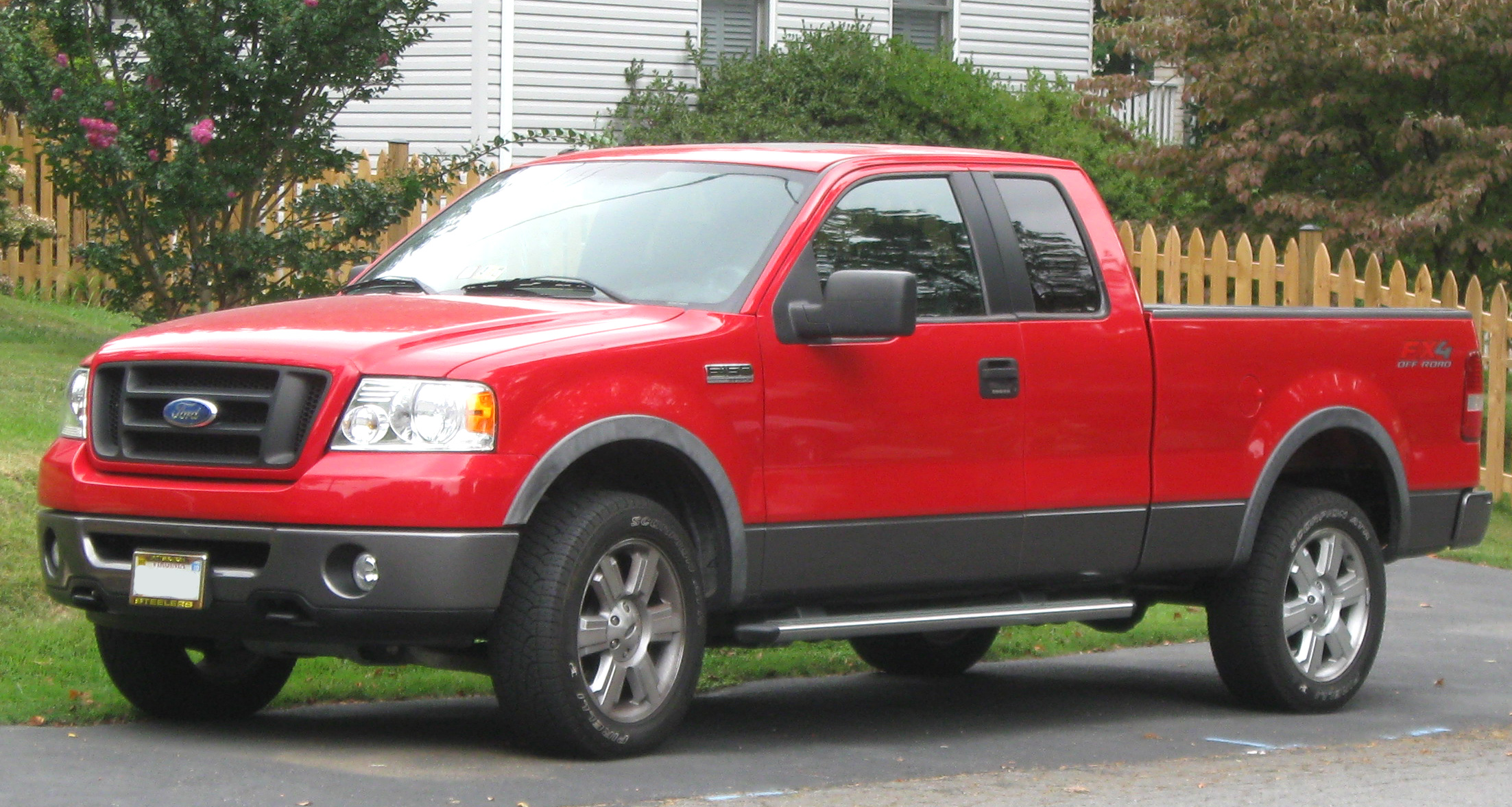 Ford Recalls Nearly 44000 F 150 Trucks In Canada Due To Brake 2007 Truck Fuse Diagram Concerns