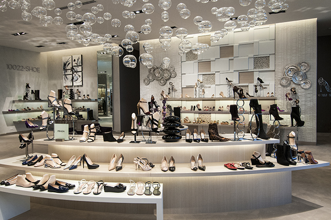 Chinook Center Shoe Stores