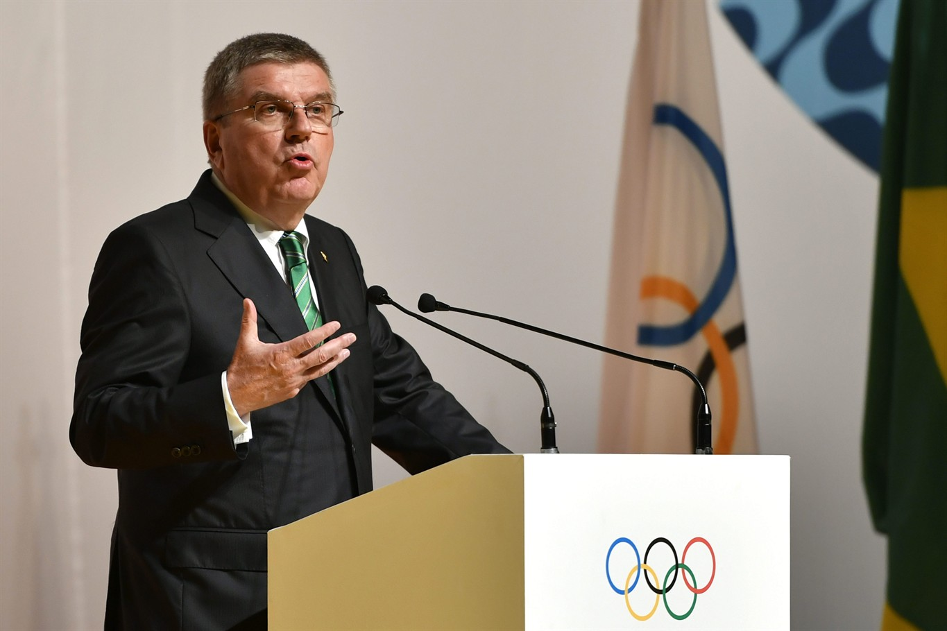 IOC members bash world anti-doping body over Russia scandal