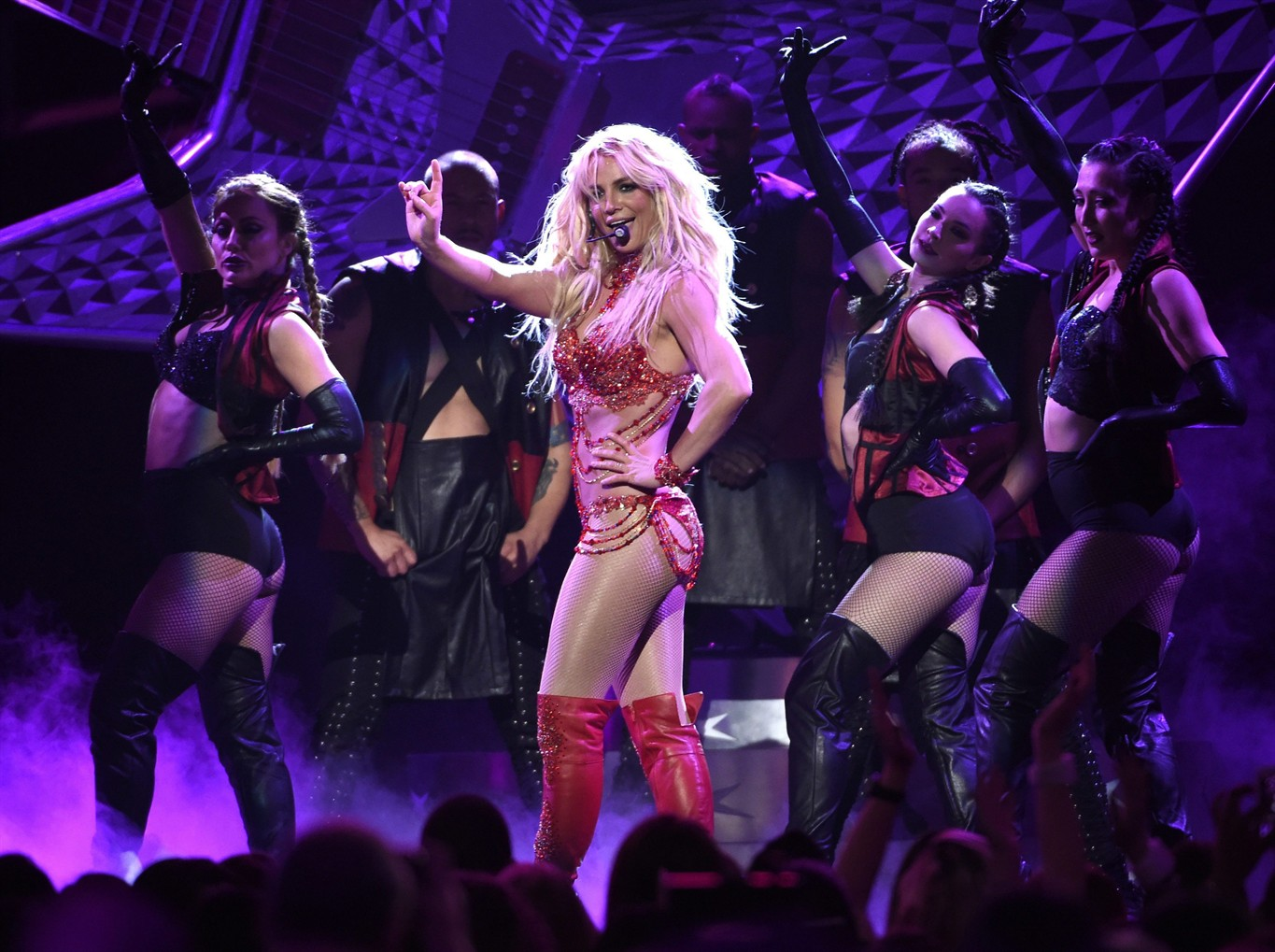 Britney Spears to perform at MTV Video Music Awards