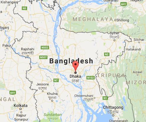 Bangladesh Police Kill 3 Including Canadian Suspect In Dhaka
