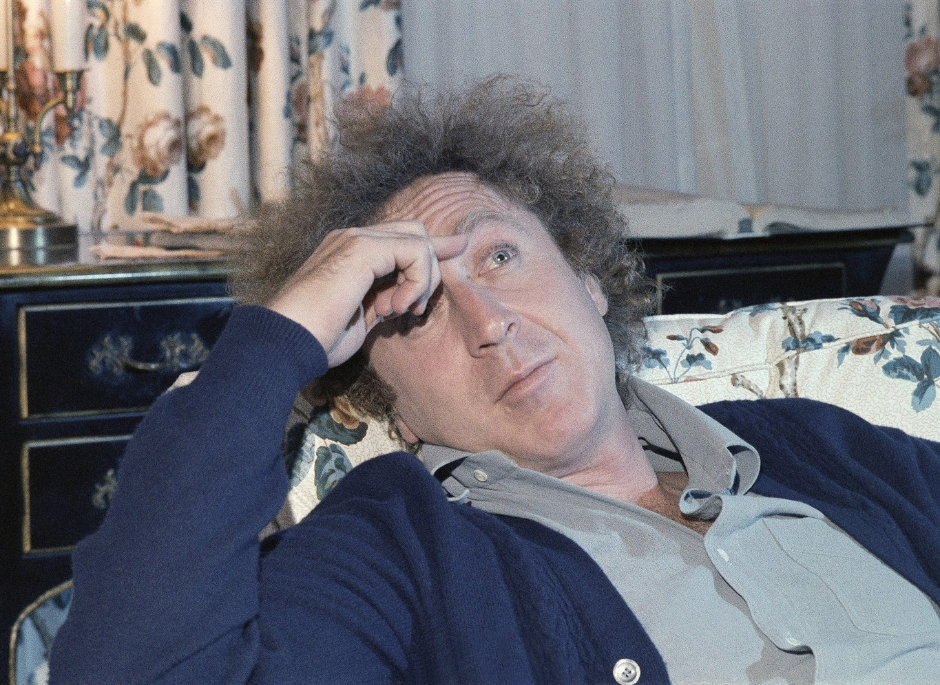 Social media reacts to death of comedian Gene Wilder