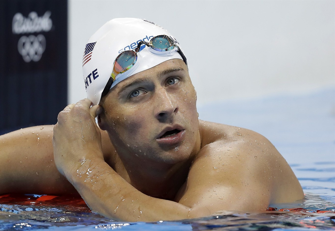 Ryan Lochte says he agreed to 'DWTS' BEFORE he lied about Rio
