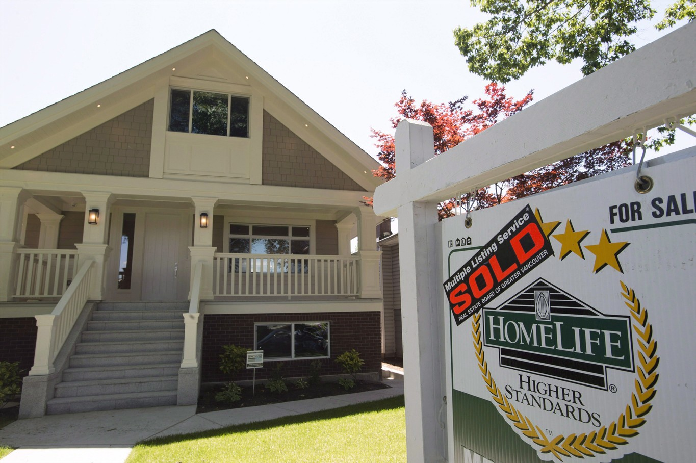Metro Vancouver home sales continue to plunge in September