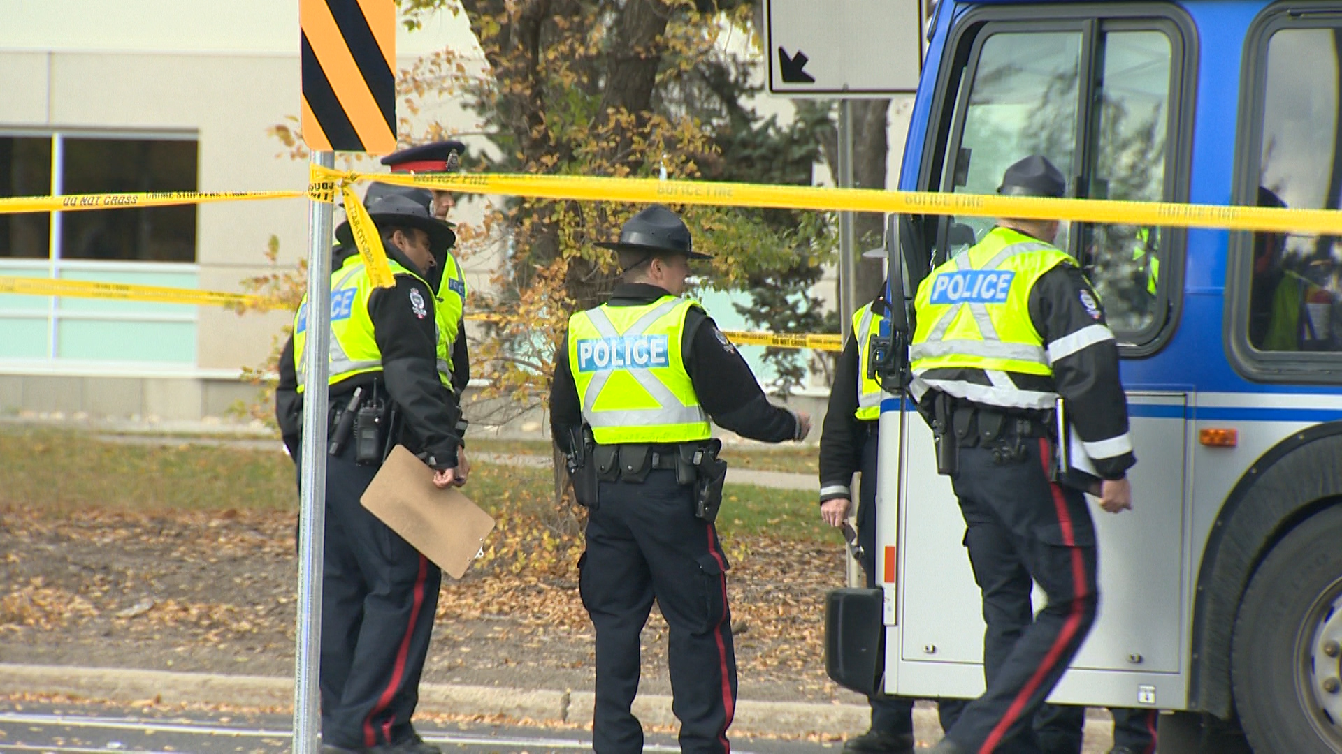 Edmonton Police charge transit driver following the death of