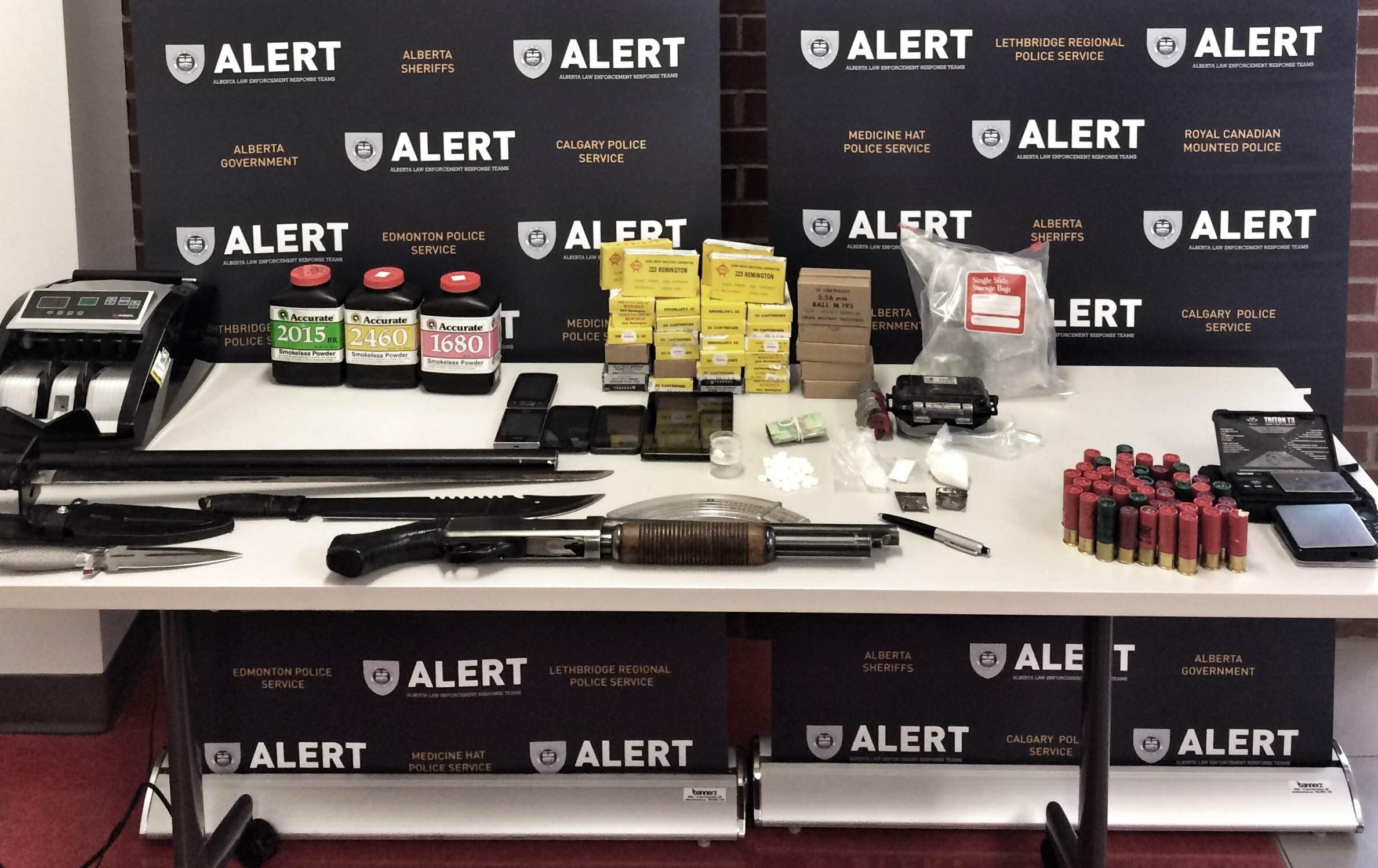 Major drug bust in southern Alberta - 660 NEWS