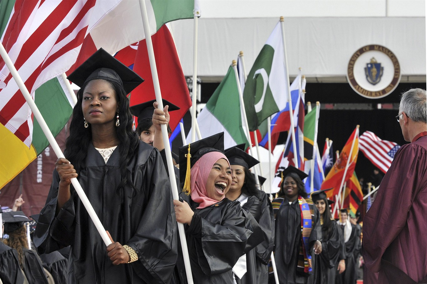 Image result for International students in the USA cross 1 million mark