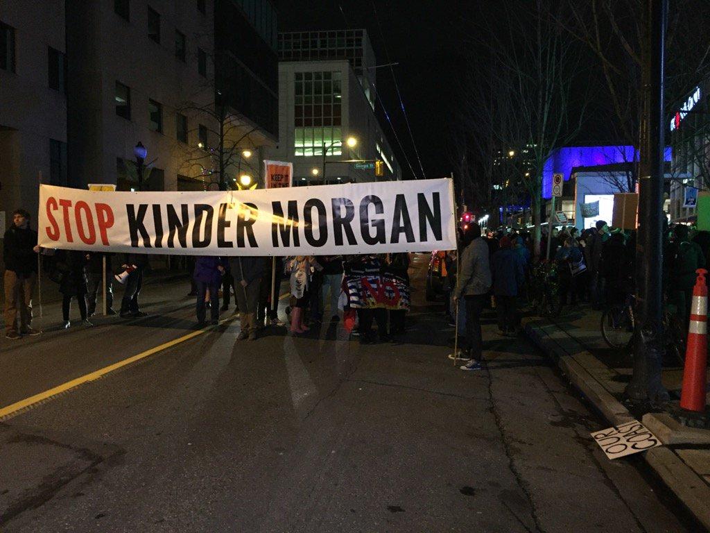 Canada greenlights tar sands pipeline threatening Salish Sea