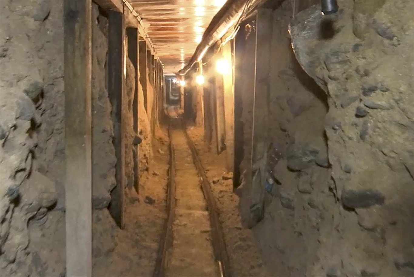 Mexico finds 2 border tunnels leading from Tijuana into US - 660 NEWS