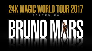 Bruno Mars in Edmonton!