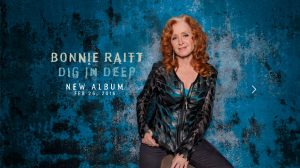 Bonnie Raitt is coming to Calgary!