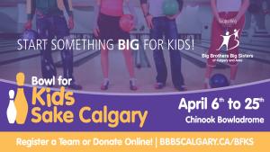 Bowl For Kids Sake @ Chinook Bowladrome