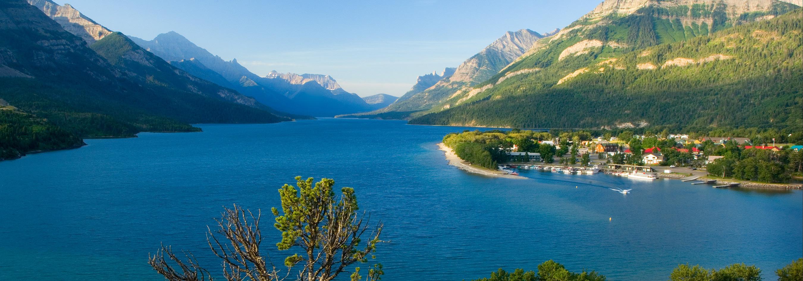 Hotels In Waterton Alberta Canada