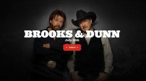 Brooks & Dunn Pre-Sale tickets!