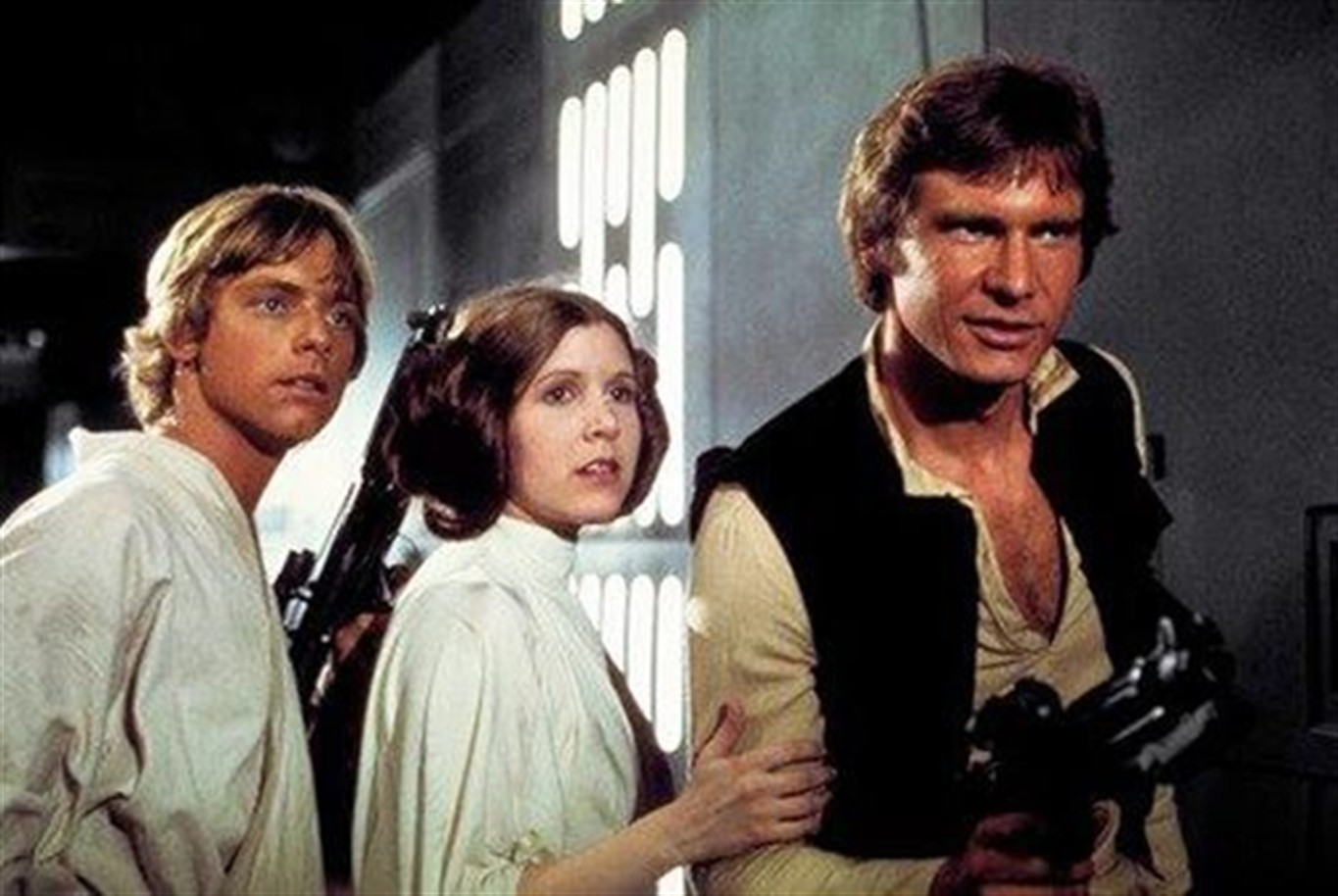 Trailer for new Star Wars film unveiled