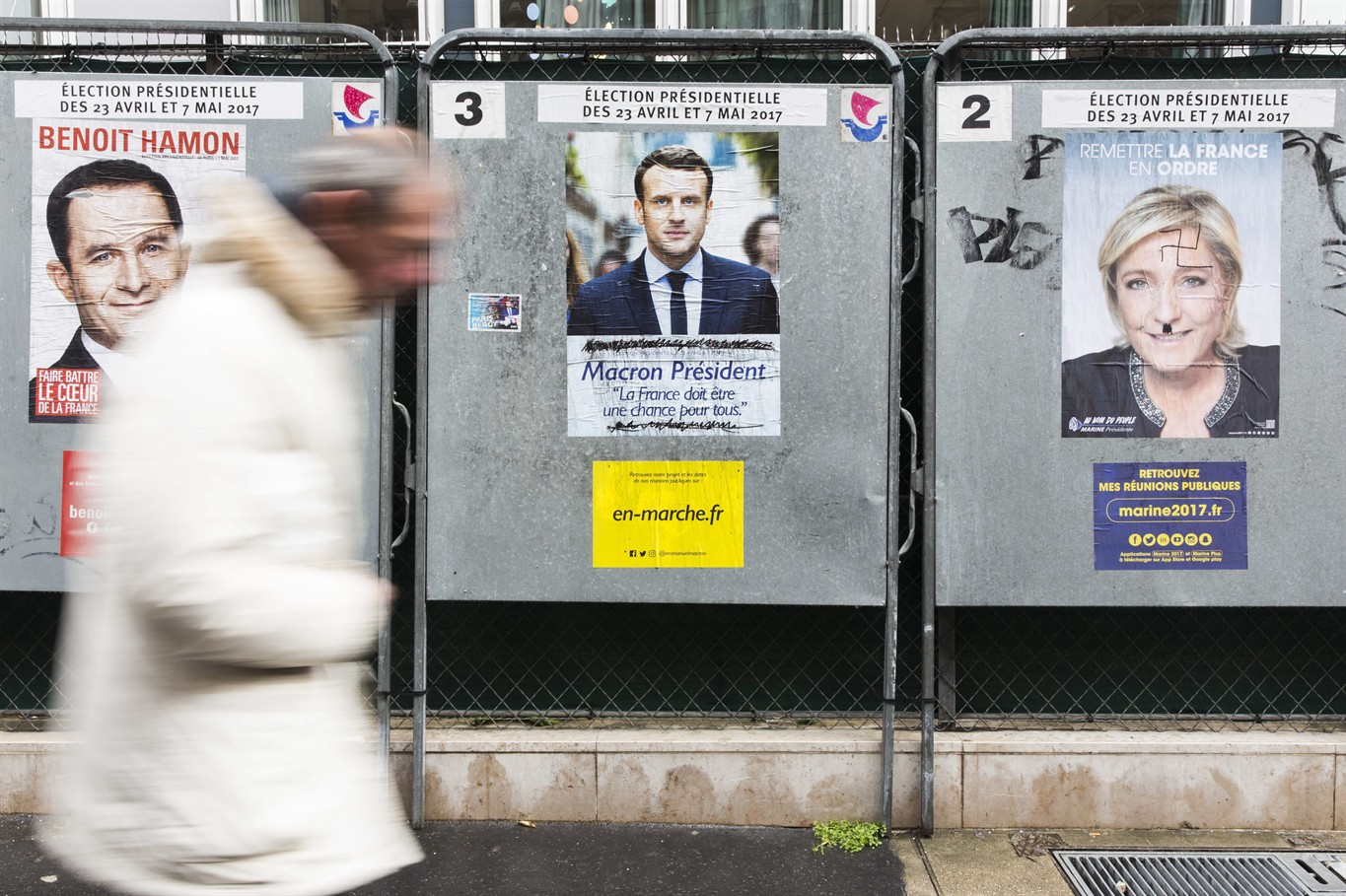 Can Far-right candidate Marine Le Pen win the French election?