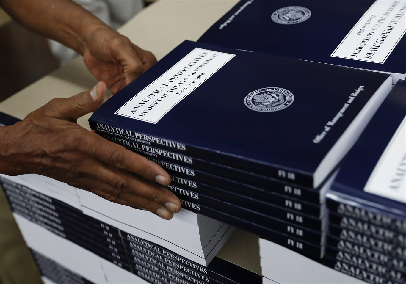Trump budget slams safety-net programs for poor
