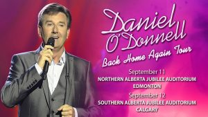 Daniel O'Donnell @ Southern Alberta Jubilee Auditorium