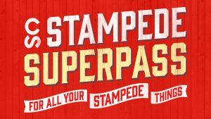 Calgary Stampede SuperPass