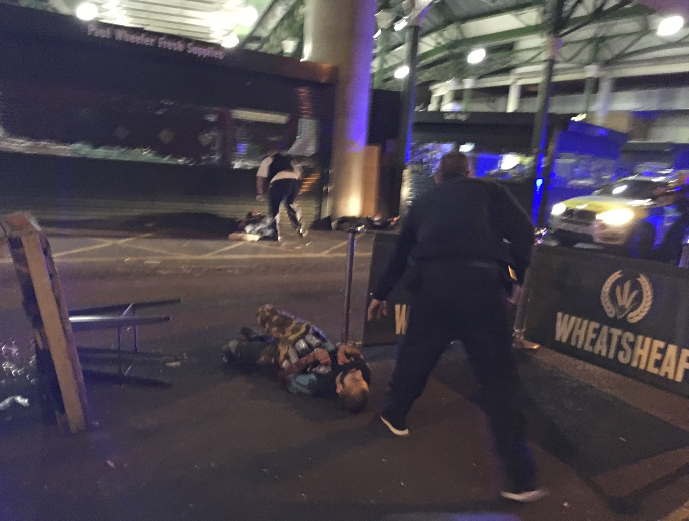 Ten people remain in critical condition after London Bridge attack - Health Authority