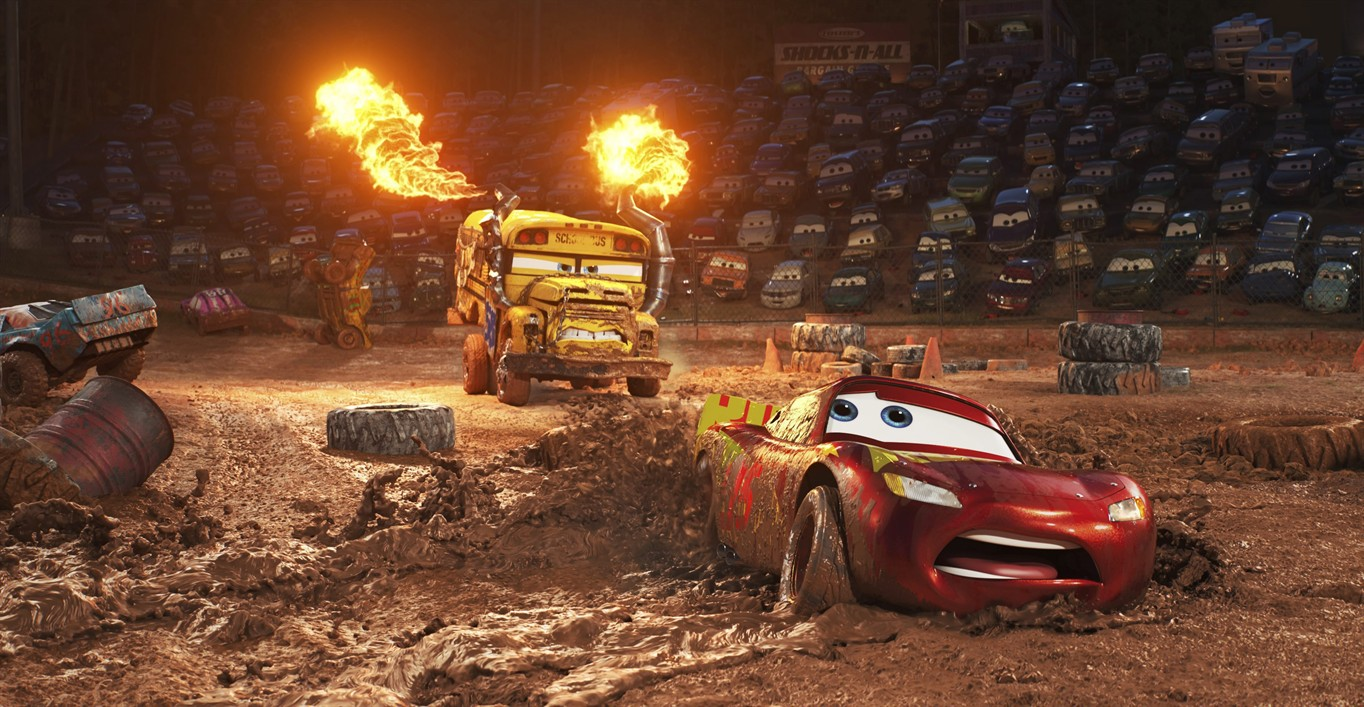 Review Cars 3 Steers A Welcome If Imperfect Gender Shift 660 News