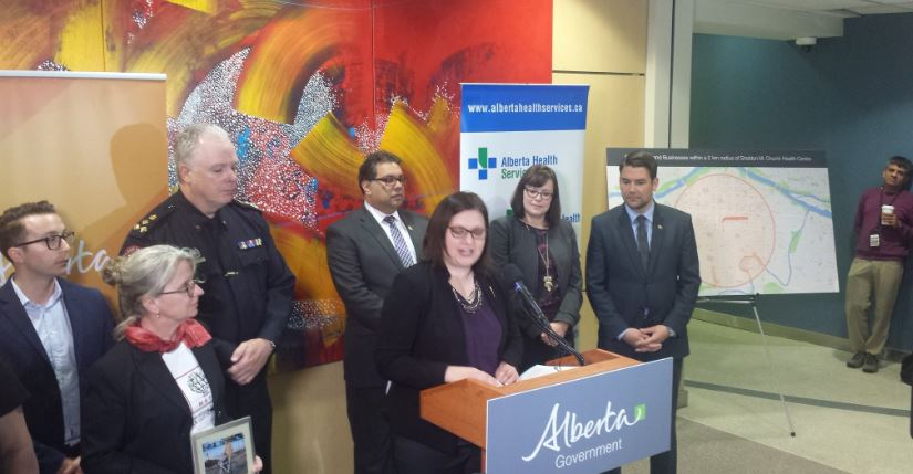 Researcher wants drug testing, mobile consumption site for Calgary