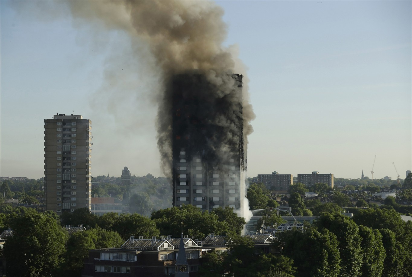 London fire: Death toll climbs to 79
