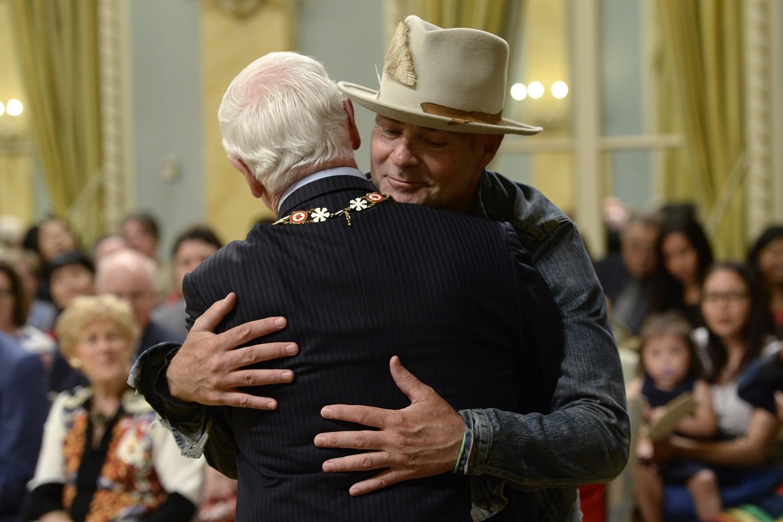 Tragically Hip frontman Gord Downie getting Order of Canada
