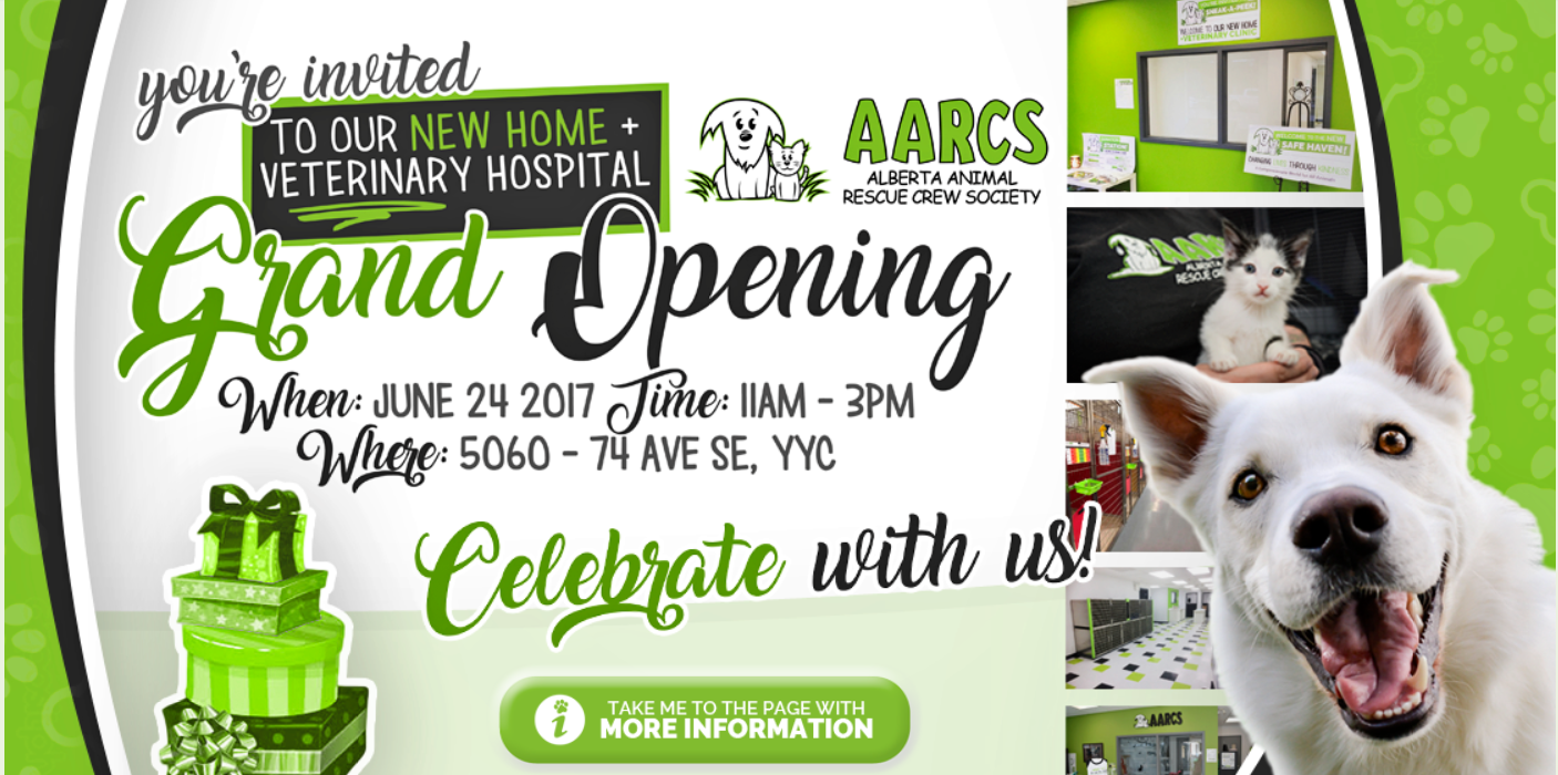 New digs for AARCS