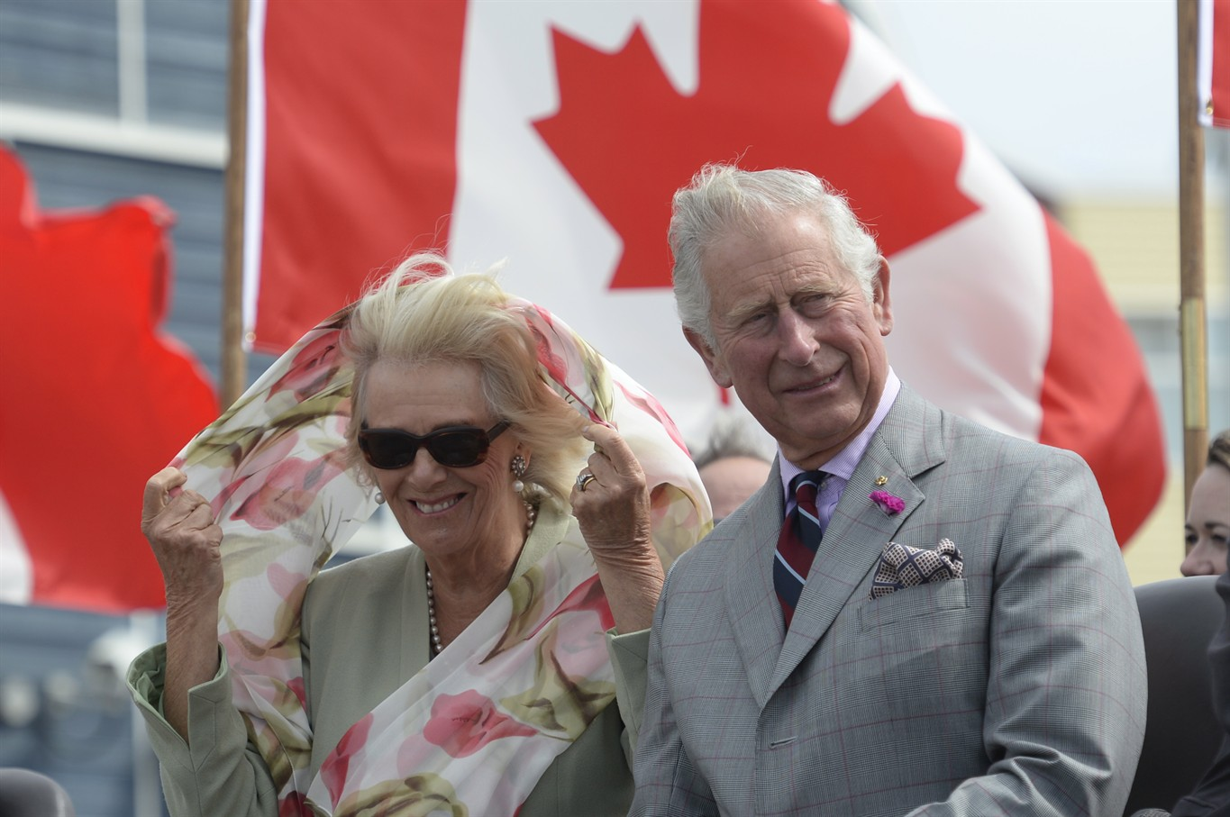 Prince Charles And Camilla Kick Off Canadian Tour In Iqaluit