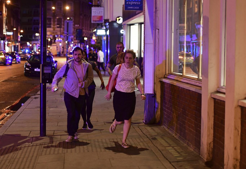 Seven Dead In London Attack