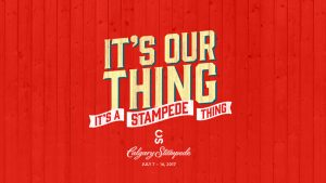 Calgary Stampede Coca-Cola acts